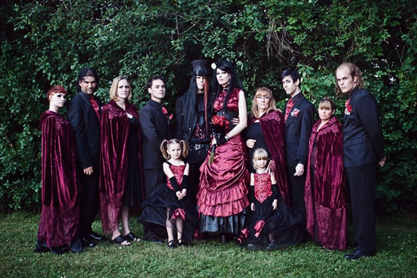 The Ultimate Guide To Having A Gothic Wedding