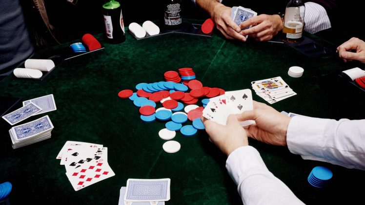 Texas Holdem Judi Online Strategies for Online Poker