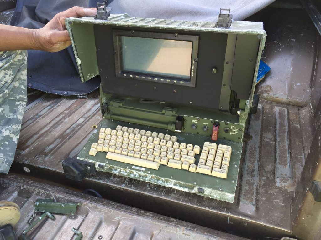 Military-- Portable Computers
