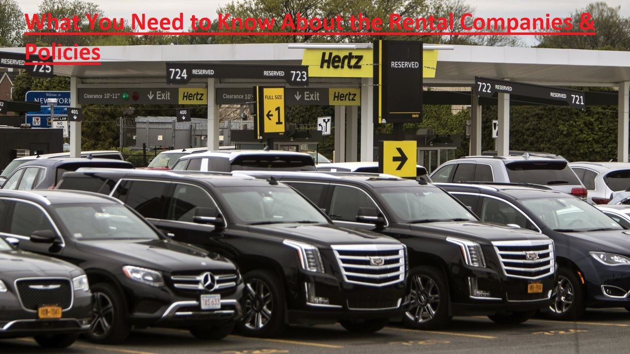 Car Rental in Ben Gurion Airport – What You Need to Know About the Rental Companies & Policies