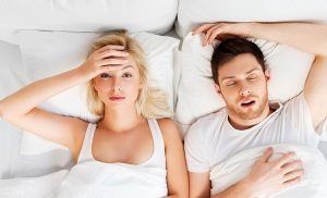 Snoring Keeping You And Your Partner Awake? Try These Tips