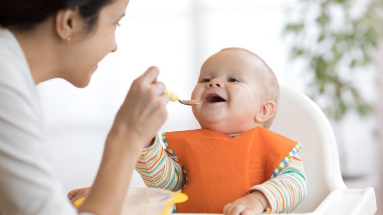 Do You Want to Introduce Solid Food to Your Baby?